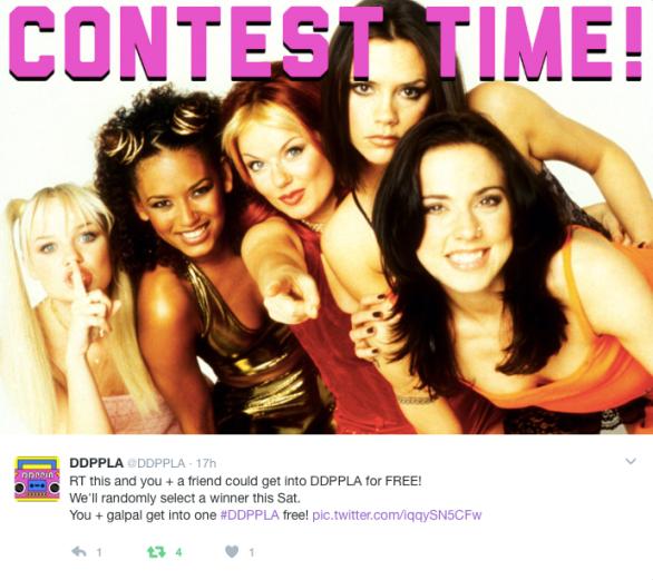DDPPLA Tweet