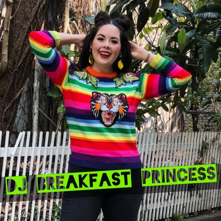 DJ Breakfast Princess