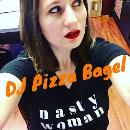 DJ Pizza Bagel